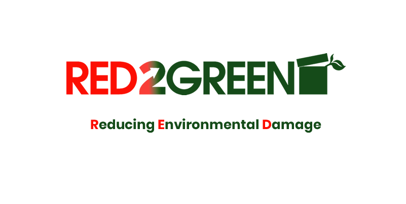Red2Green - REDBOX - Green Earth Appeal